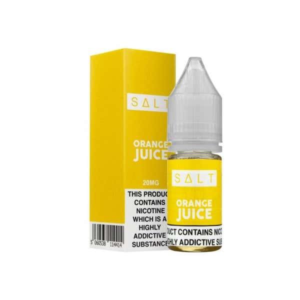 Orange Juice Nicotine Salt by SALT