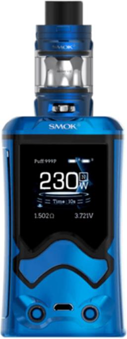 Prism BlueZinc Alloy T Storm Vape Device by SMOK