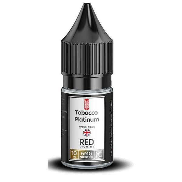 Tobacco Platinum Regular 10ml by RED