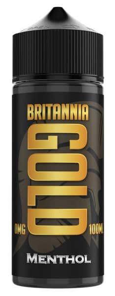 Menthol Shortfill by Britannia Gold