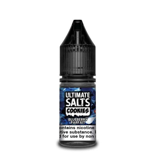 Cookies Blue Parfait Nicotine Salt by Ultimate Puff