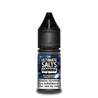 Ultimate Puff Cookies Blue Parfait Nicotine Salt