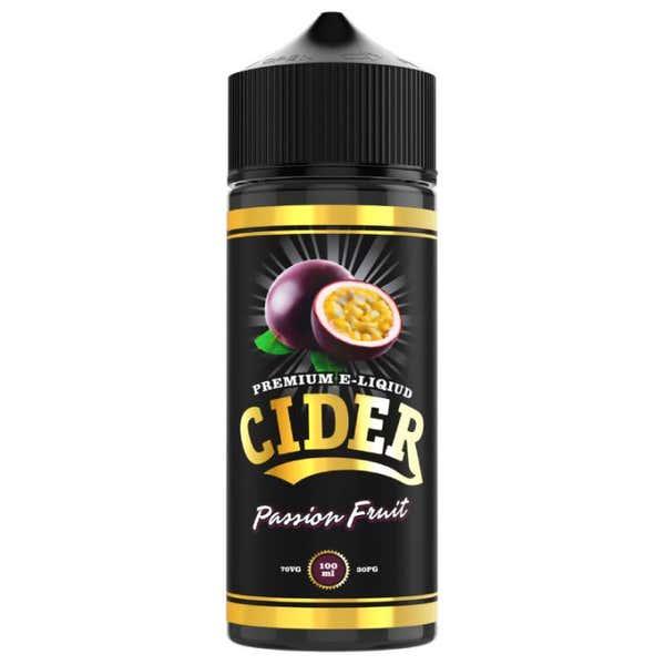 Passion Fruit Shortfill by Cider