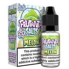 Melon Nicotine Salt by Frutanta Frozen