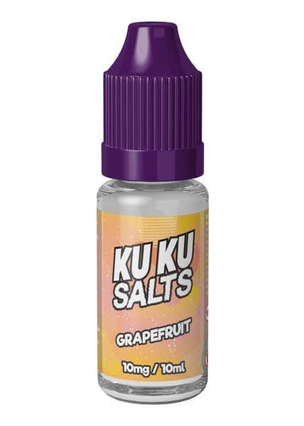 Grapefruit Nicotine Salt by Kuku