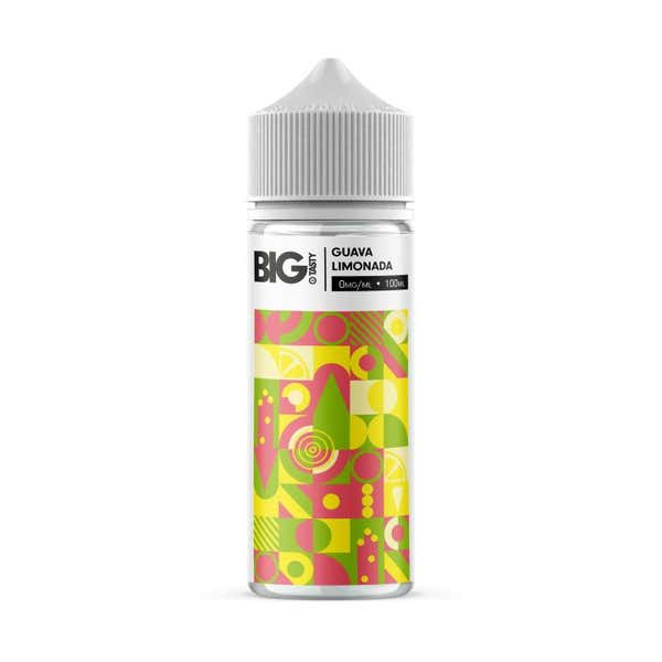 Guava Limonada Shortfill by Big Tasty