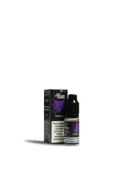 Purple Panther Nicotine Salt by Dr Vapes