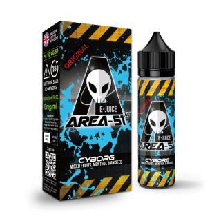 Area 51 Cyborg Shortfill