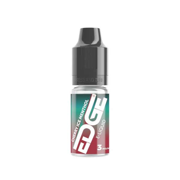 Cherry Ice Menthol Regular 10ml by EDGE