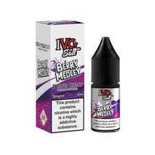 Berry Medley Nicotine Salt by IVG