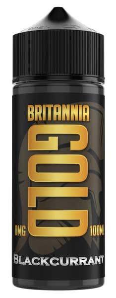 Blackcurrant Shortfill by Britannia Gold