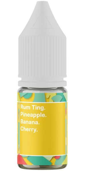 Rum Ting Nicotine Salt by Supergood