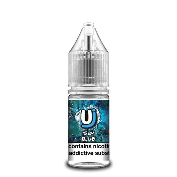 Sky Blue Regular 10ml by Ultimate Juice