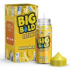 Banana Milk Shortfill by Big Bold