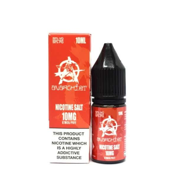 Red Nicotine Salt by Anarchist