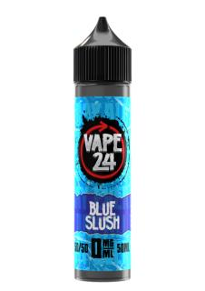Vape 24 Blue Slush Shortfill