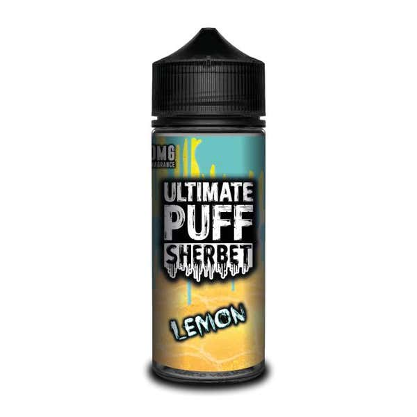 Sherbet Lemon Shortfill by Ultimate Puff