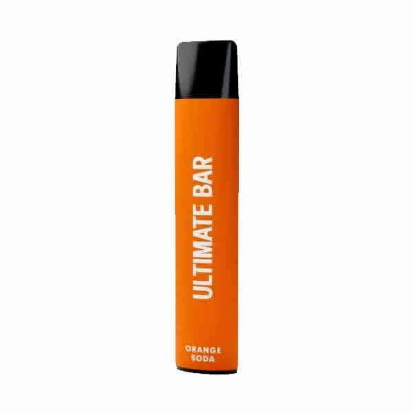 Orange Soda Disposable by Ultimate Bar