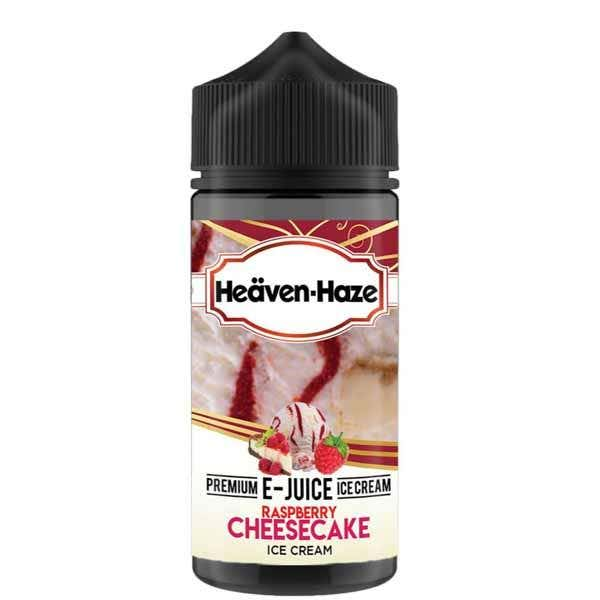 Raspberry Cheesecake Shortfill by Heaven Haze