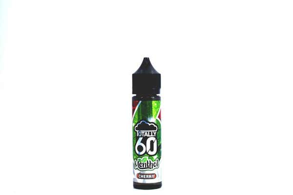 Cherry Menthol Shortfill by Totally 60