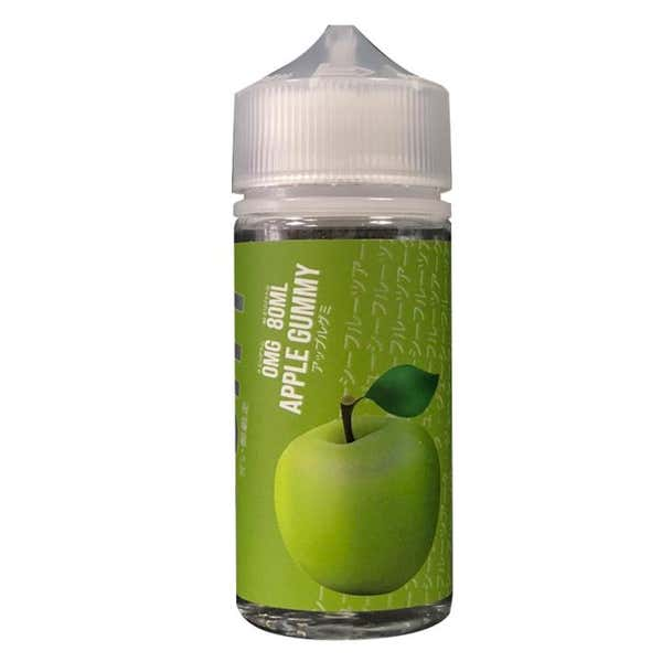 Apple Gummy Shortfill by Gochy Juice