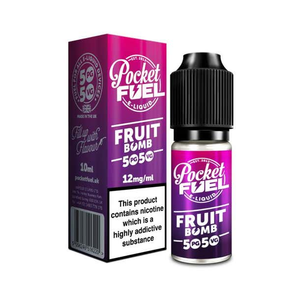 Fruit Bomb Regular 10ml by Pocket Fuel