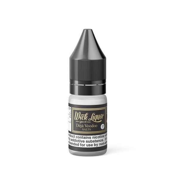 Deja Voodoo Nicotine Salt by Wick Liquor