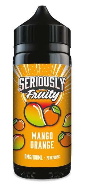 Mango Orange Shortfill by Seriously Fruity