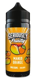 Seriously Created By Doozy Mango Orange Shortfill