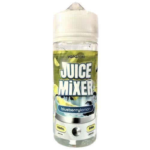 Blueberry Lemon Shortfill by Juice Mixer