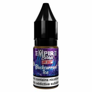 Empire Brew Blackcurrant Ice Nicotine Salt