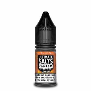 Ultimate Puff Chilled Mango Nicotine Salt