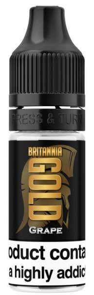 Grape Regular 10ml by Britannia Gold