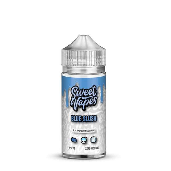 Blue Slush Shortfill by Sweet Vapes