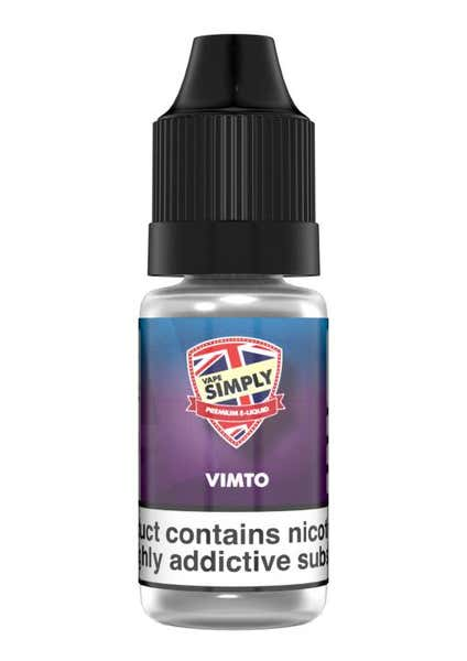 Vimto Regular 10ml by Vape Simply