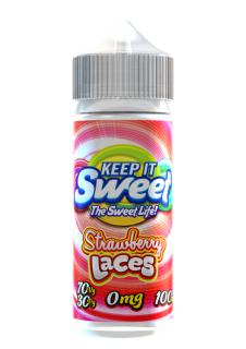 Keep It Sweet Sweet Strawberry Laces Shortfill