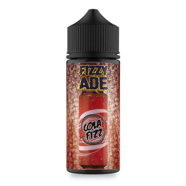 Cola Fizz Shortfill by Fizzy Ade