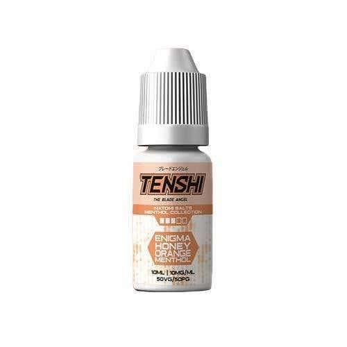Enigma Honey Orange Menthol Nicotine Salt by Tenshi
