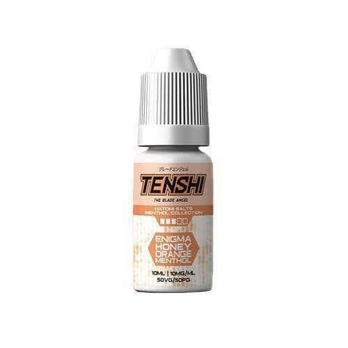 Enigma Honey Orange Menthol Nicotine Salt by Tenshi