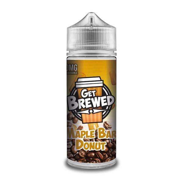 Brewed Maple Bar Donut Shortfill by Get E Liquid