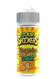 Sour Shockers Tangerine & Pineapple Sour Shortfill