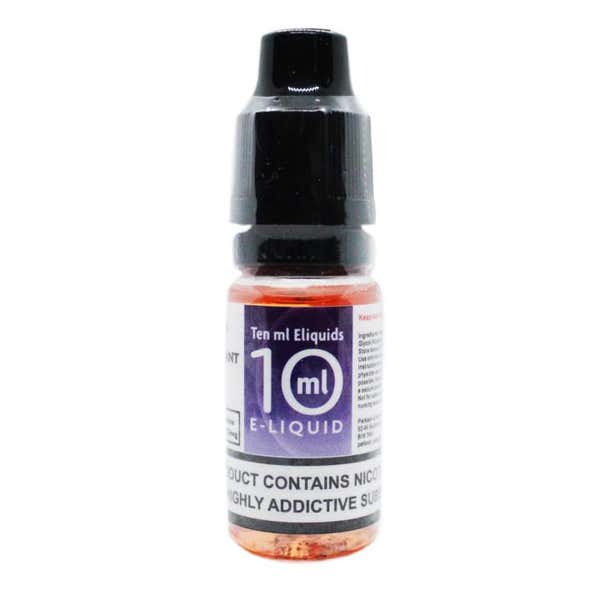 Blackcurrant Regular 10ml by 10ml by P&S