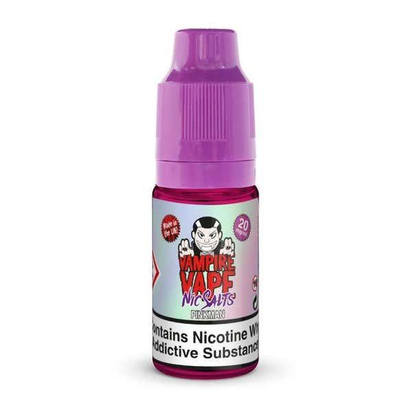 Pinkman Nicotine Salt by Vampire Vape