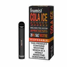 Cola Ice Disposable by Frumist