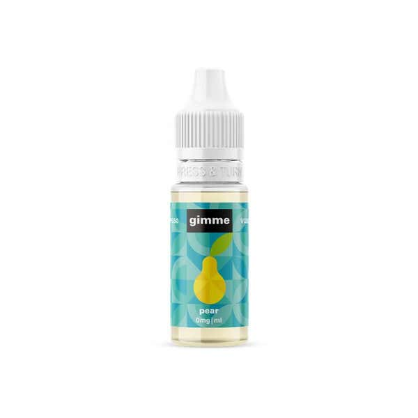 Pear Regular 10ml by Gimme