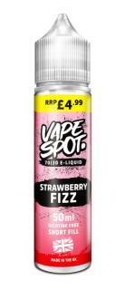 Vape Spot Strawberry Fizz Shortfill