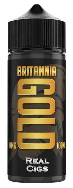 Real Cigs Shortfill by Britannia Gold