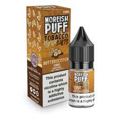 Butterscotch Tobacco Nicotine Salt by Moreish Puff