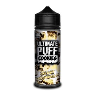Ultimate Puff Cookies Creamy Marshmallow Shortfill