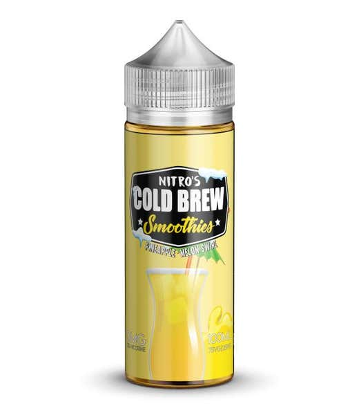 Pineapple Melon Swirl Shortfill by Nitros Cold Brew